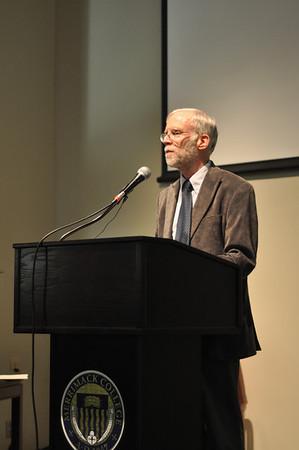 Bullock Lecture 2013