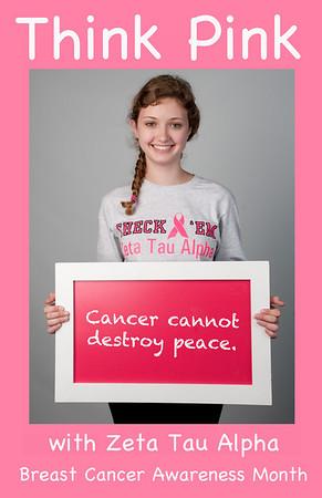 Zeta Tau Alpha Pink Out Week